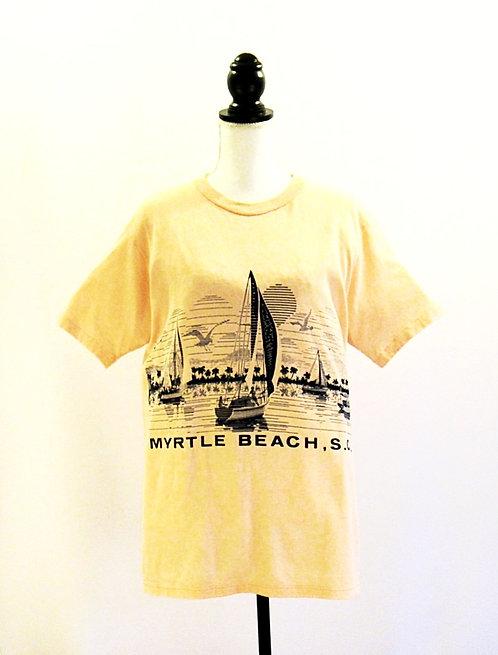 Myrtle Beach, S.C. | Sail Boat | T-Shirt