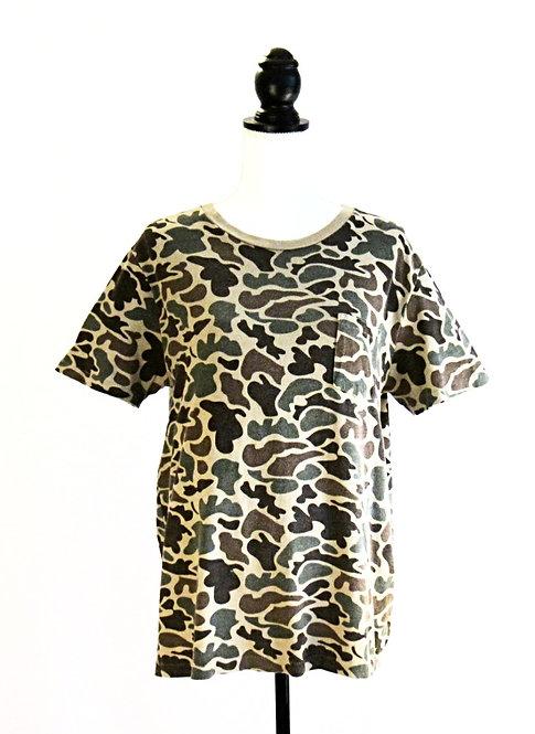 Camo  | T-Shirt