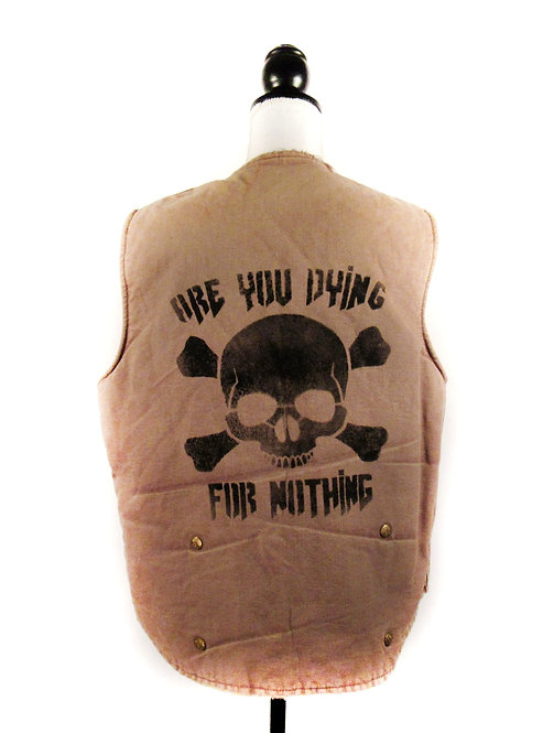 Carter's Canvas Skull | Vest