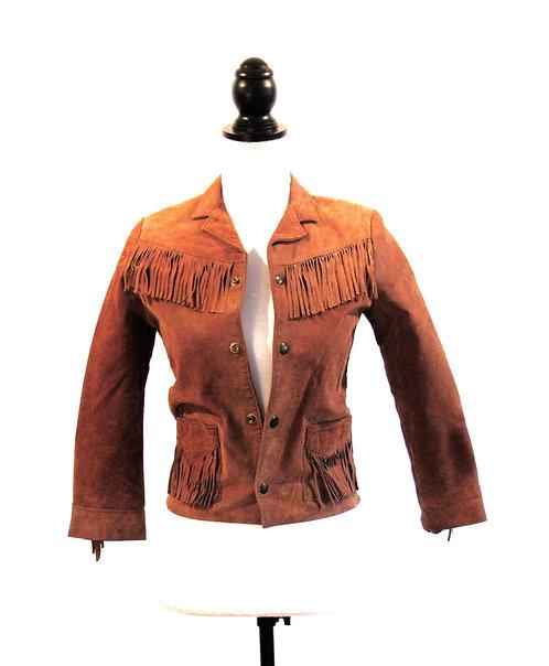 Kid's Lariat Fringe Western | Jacket