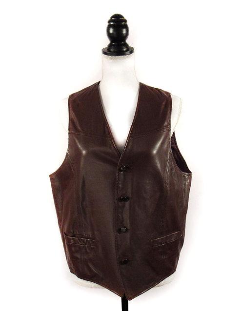 R & S Leather Sportswear | Vest