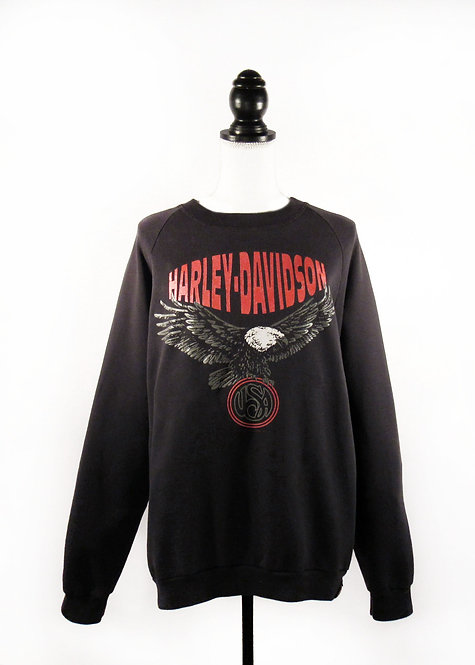 Harley Davidson Circus Heights CA | Crew Neck Sweatshirt