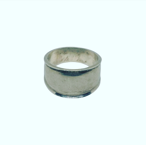 Tapered Dome Ring