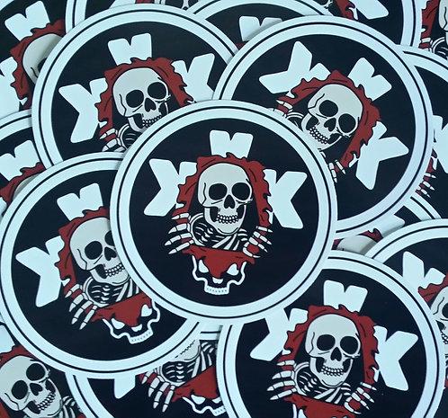Ripper Sticker