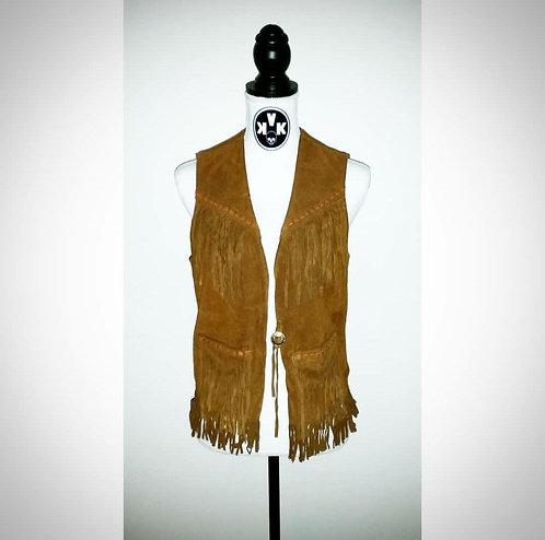 Vintage Schott Rancher Suede   Vest