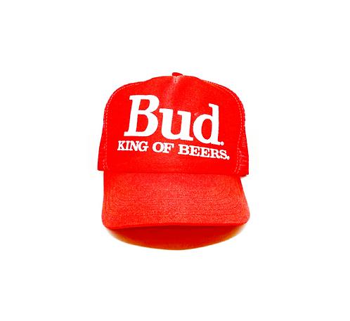 Bud | KING OF BEERS  Snapback Hat