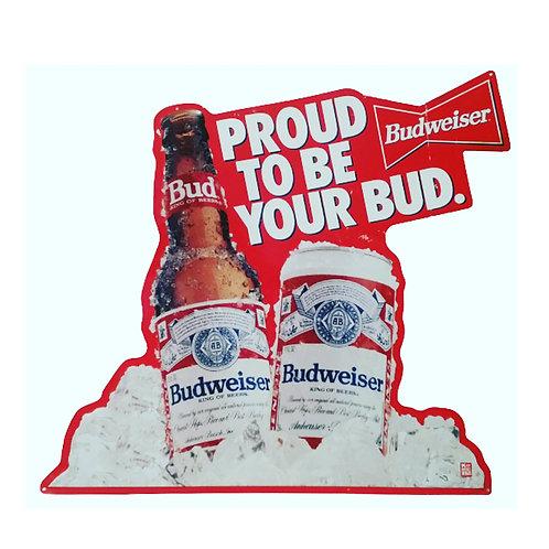 1993 Bud Sign