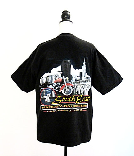Harley Davidson South East |  Cleveland, Ohio | T-Shirt