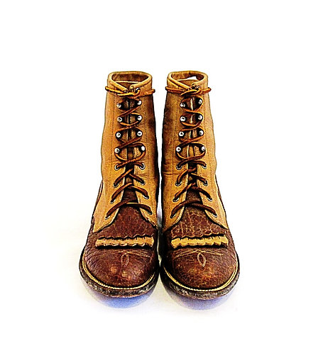 Justin Two Tone | Roper Boots