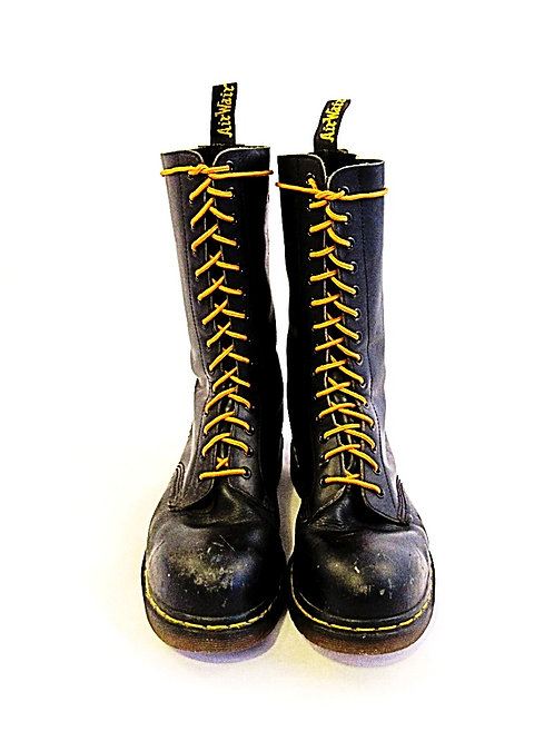 Dr. Marten | Steel Toe Boots