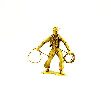 Louis Marx Classic Western Cowboy Figure