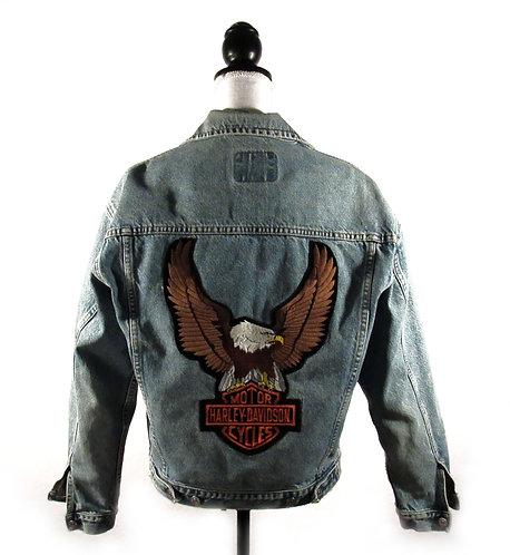Harley Davidson Eagle Denim | Jacket