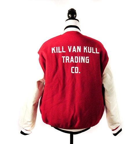 Upcycled KVK Game | Varsity Jacket
