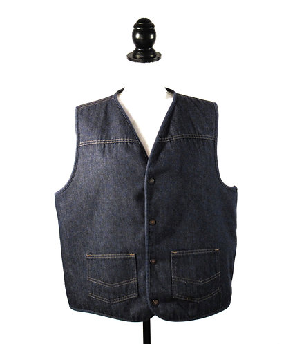 Western Wear | Denim Vest