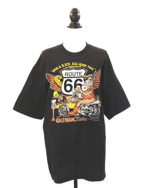 Rt. 66 Oatman, Arizona | T-Shirt