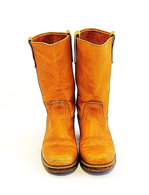 Vintage Landis   Campus Boots