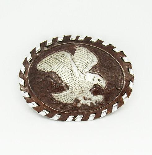 Eagle | Leather Wrap Buckle