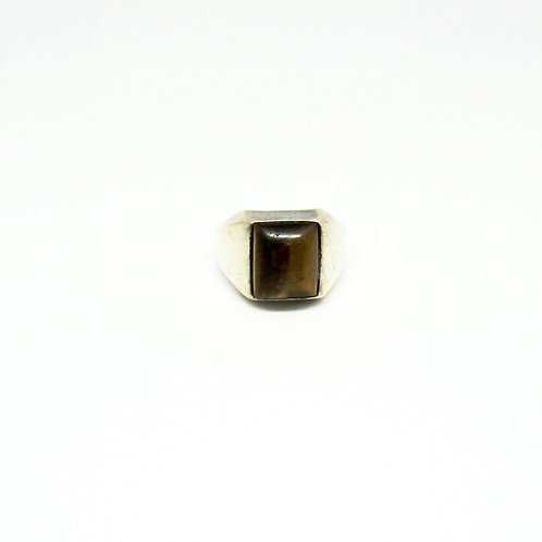 Vintage Tiger Eye Ring