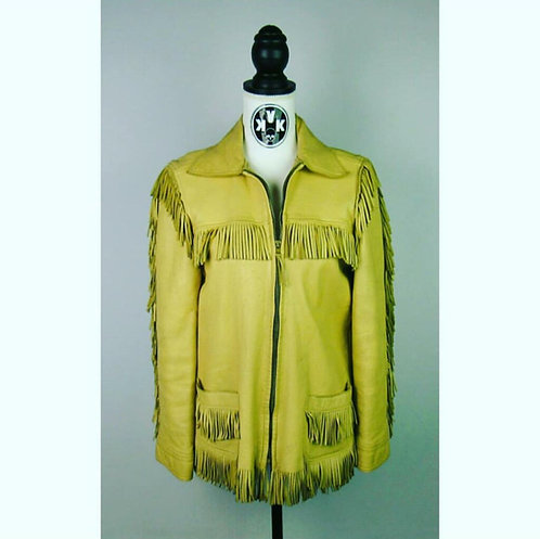 W.B. Place & Co. Western Fringe | Jacket