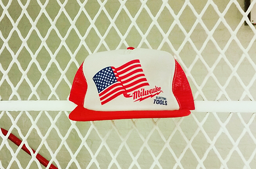 Milwaukee Vintage Trucker