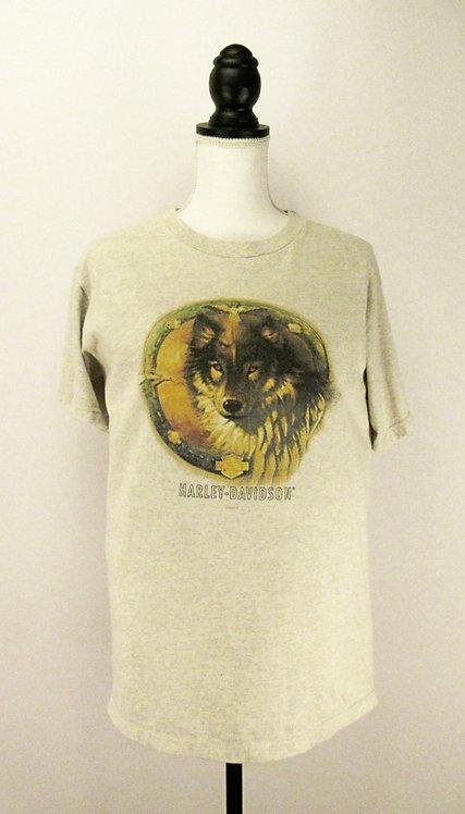 Harley-Davidson Alaska Wolf | T-Shirt