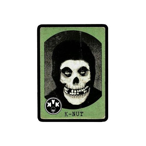 K-NUT Sticker