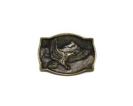 Eagle & Mountain Landscape | Buckle