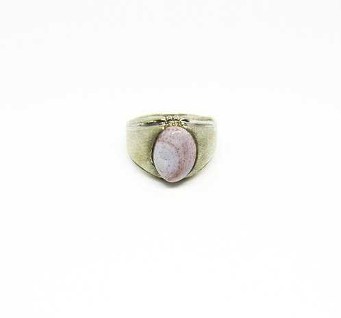 Vintage Ring Oval Stone