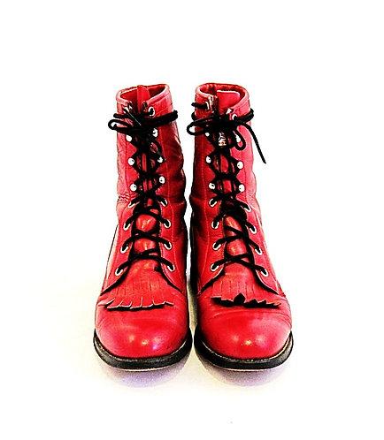 Justin Western | Kiltie Boots