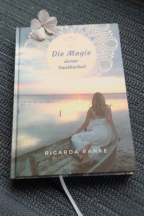 Buch - Die Magie deine Dankbarkeit