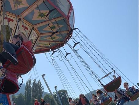 Dieses Wochenende findet in Bichwil die Chilbi statt!