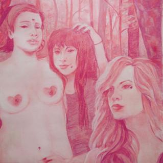 Femme Forêt