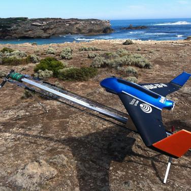 Fixed-wing UAV