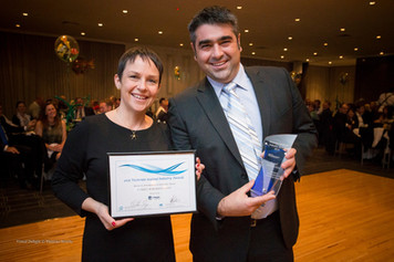 Warrnambool Lecturer Wins Seafood Research Award