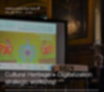 Cultural Heritage and digitalization str