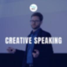 Creative Speaking - Economia Creativa -