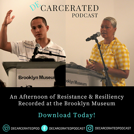 An Afternoon of Resistance & Resilience at Brooklyn Museum with Khalil Cumberbatch & Donna Hylton