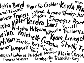 For Rekia, LaVena, and Shereese: The Importance of #SayHerName