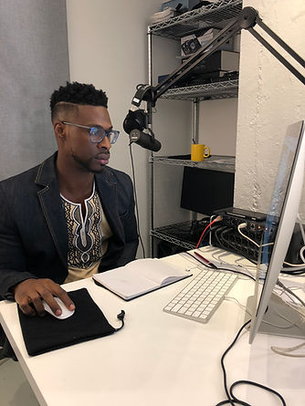 Marlon Peterson, Decarcerated Podcast