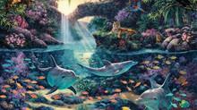 O Reiki o Planeta de água e como podemos ajudar