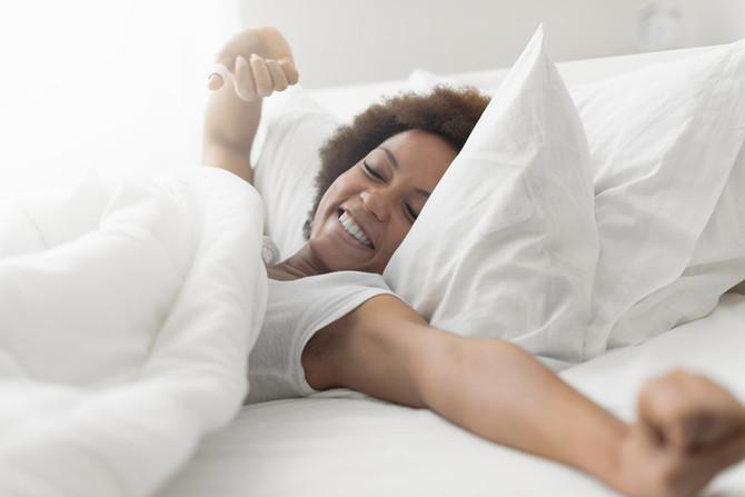 Reiki para despertar na hora desejada.