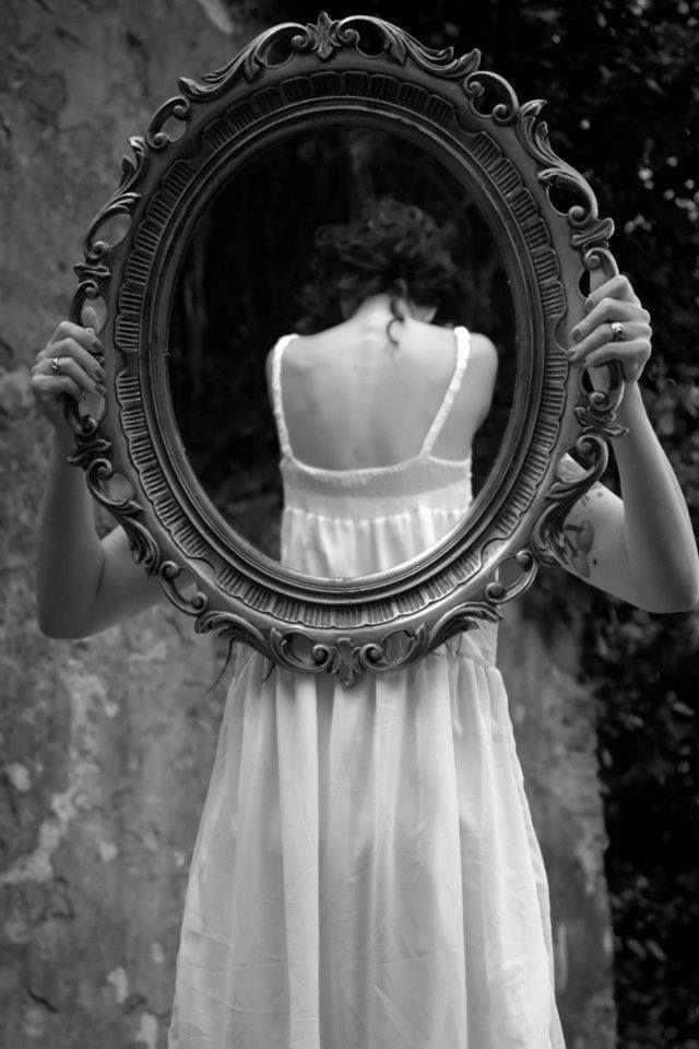 Reiki e Espelho, espelho meu...