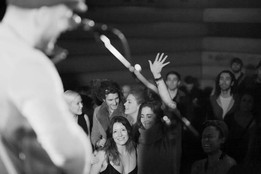Will West live at Doug Fir Lounge. Photo by Tim Gunther
