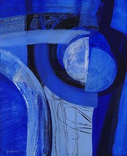 Clarissa Galliano - Mixed Media Paintings