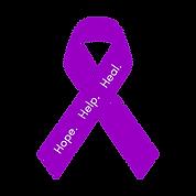 DV Project Logo - Hope.  Help.  Heal (2)
