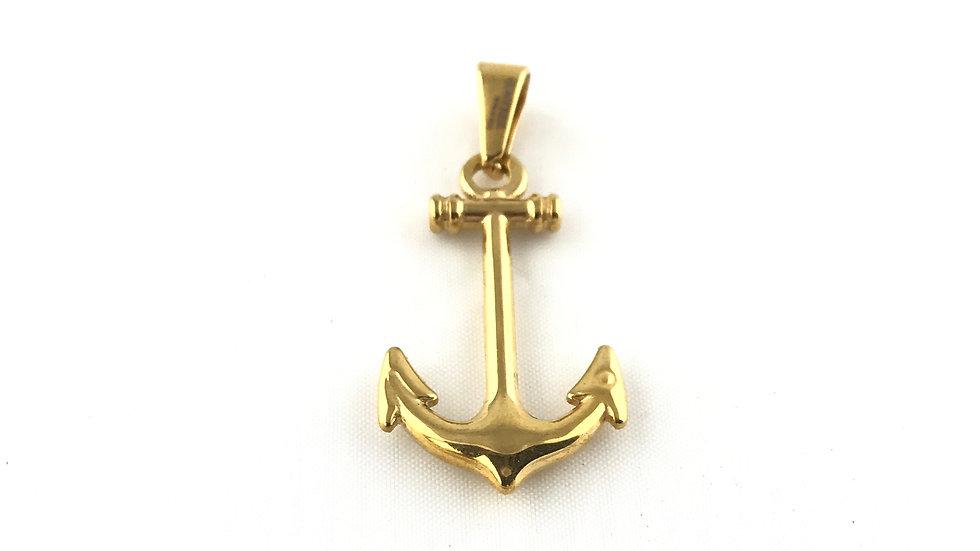 Anchor Pendant 2