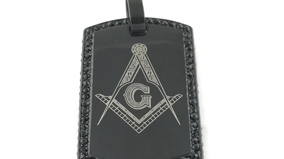 Freemason Dogtag Pendant 3