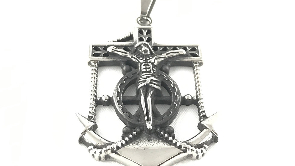 Anchor Pendant 21