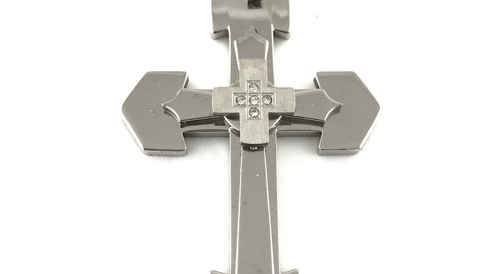 Cross Pendant 3