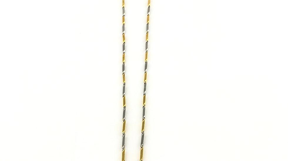 Gold/Silver Bar Link